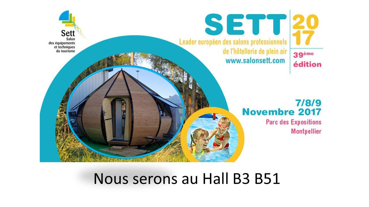 Selvao au salon du sett 2017 selvao conception for Salon sett 2017